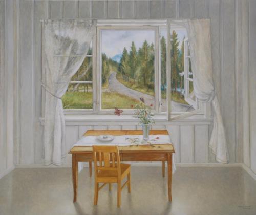 Sommerstøv - 2016-18 - 135 x 160
